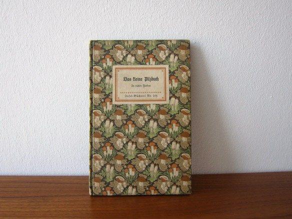 インゼル文庫 No.503 小さなキノコの本