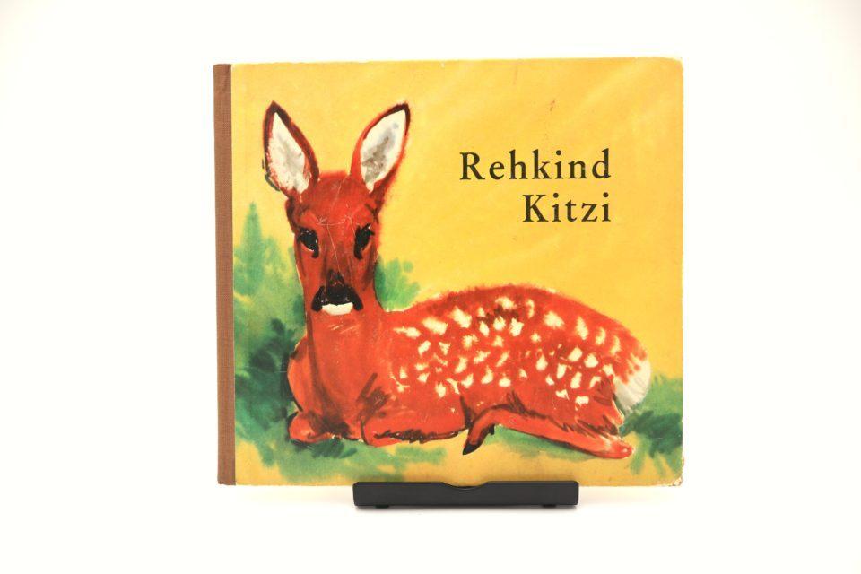 60年代ヴィンテージ絵本 Rehkind Kitzi