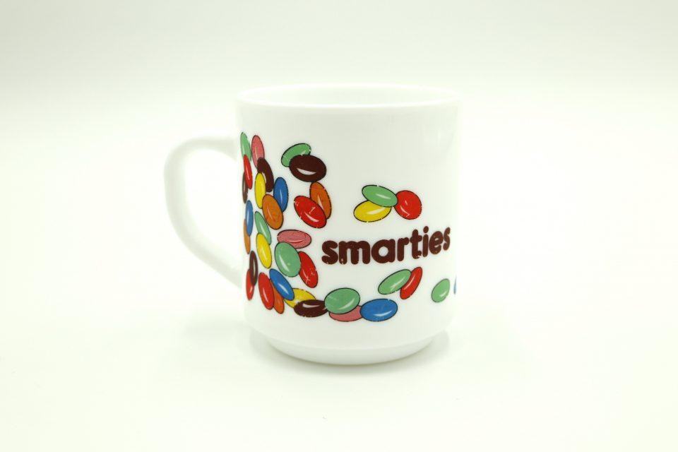 Arcopal x Disney ヴィンテージマグカップ(smarties)