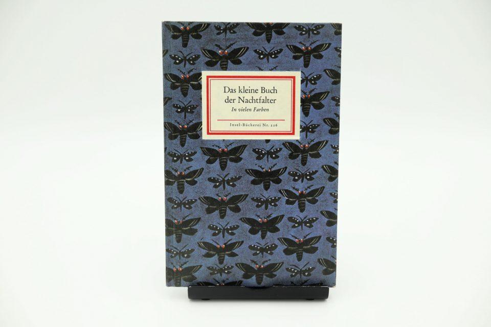 ヴィンテージ古書 インゼル文庫226番「小さな蛾の本」
