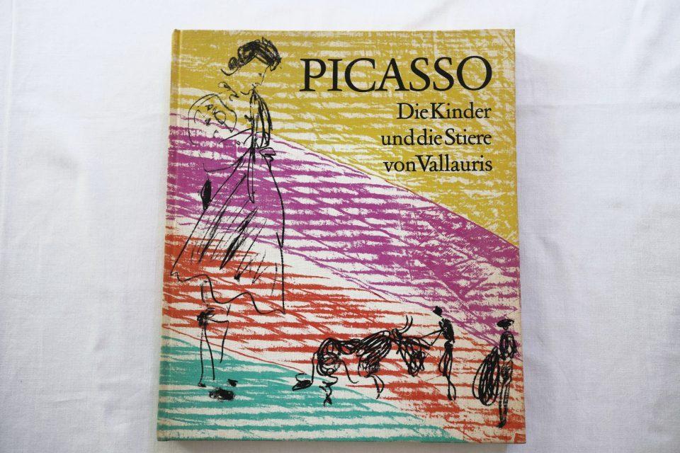 70s ピカソのヴィンテージイラスト集
