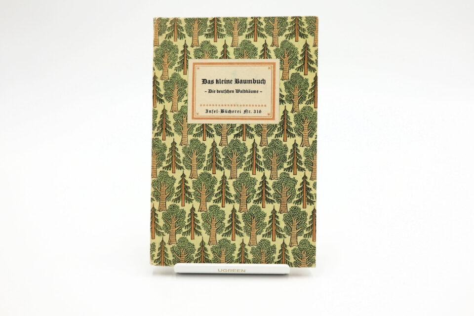 インゼル文庫316番 Das kleine Baumbuch 木の小さな図鑑