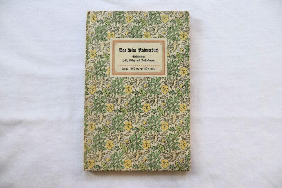 ヴィンテージインゼル文庫269番小さなハーブの本