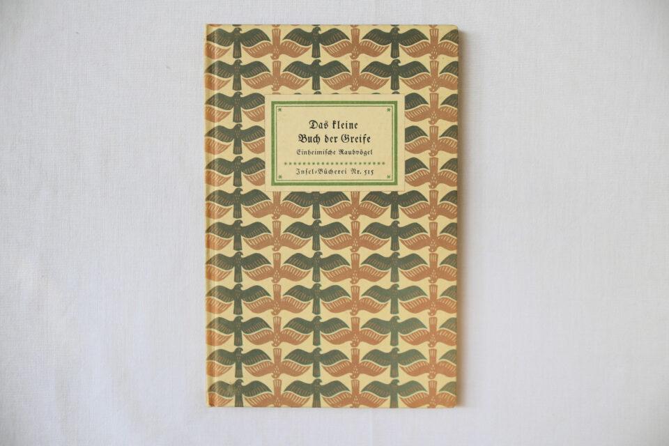 インゼル文庫 515番 Das kleine Buch der Greife
